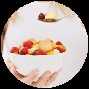 Łupież pstry - dieta może ci pomóc